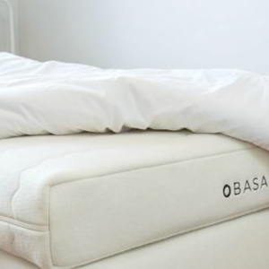 Obasan Fundy 6'' Organic Latex Mattress