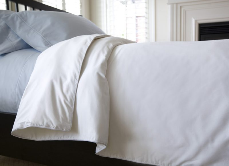 Mulberry West Silk Comforter - All Season