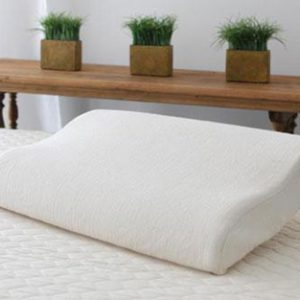 Savvy Rest Natural Latex Pillow - Contour
