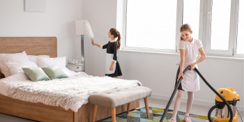 Spring Cleaning Bedroom Checklist