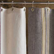 Organic Shower Curtains