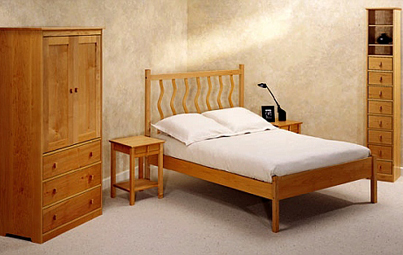 Pacific Rim Non-Toxic Bedroom Furniture