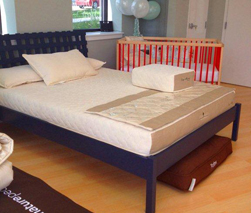 Furniturea Lattice Bed