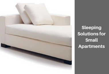 Sleeping Solutions for Small Apartments